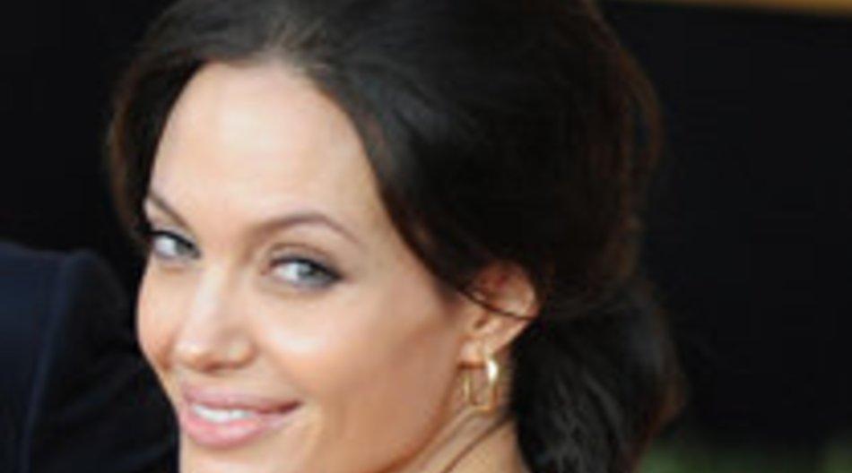 Angelina Jolie: Temperamentvolle Ehefrau