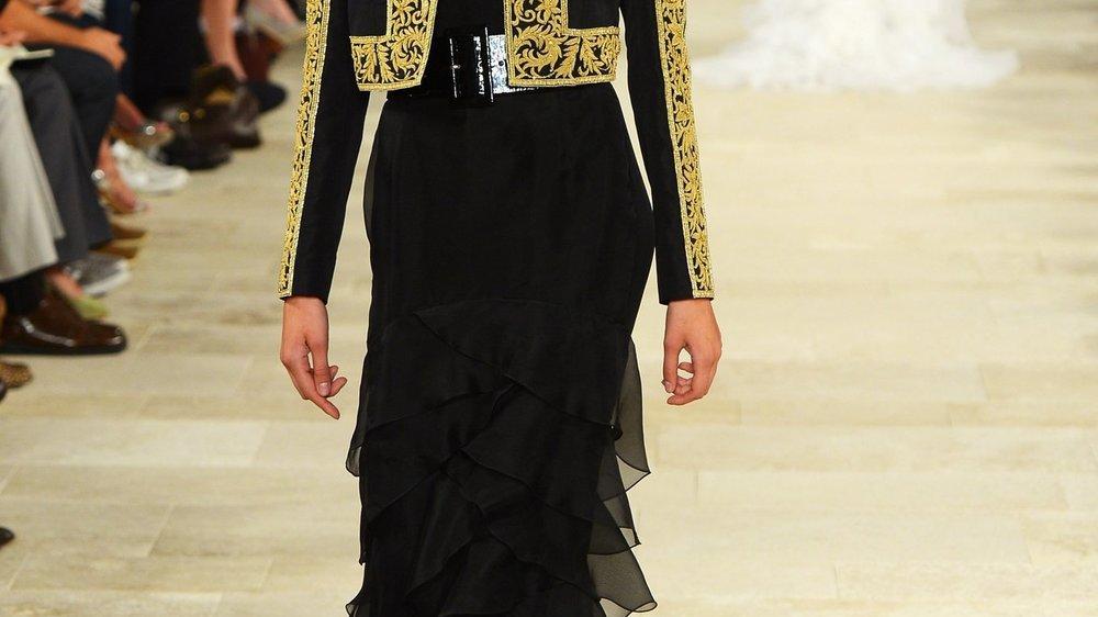 Ralph Lauren auf der New York Fashion Week 2013: Viva España