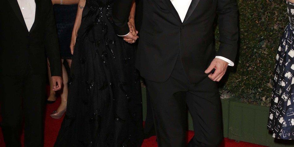 Brad Pitt wird 50 Jahre alt