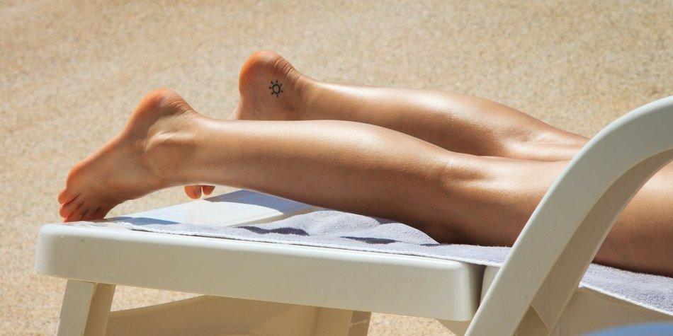 Sonnen-Tattoos