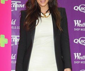 Kim Kardashian hat Angst, dass Regen ihre Hochzeit ruiniert