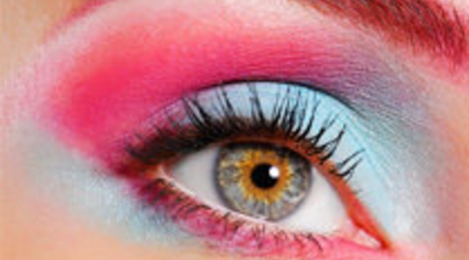 Make Up Falle Neontrend
