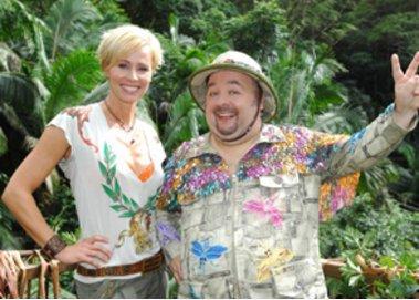 Dschungelcamp auf RTL