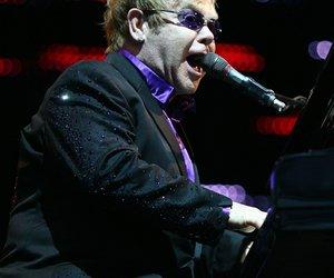 Elton John auf der Bühne