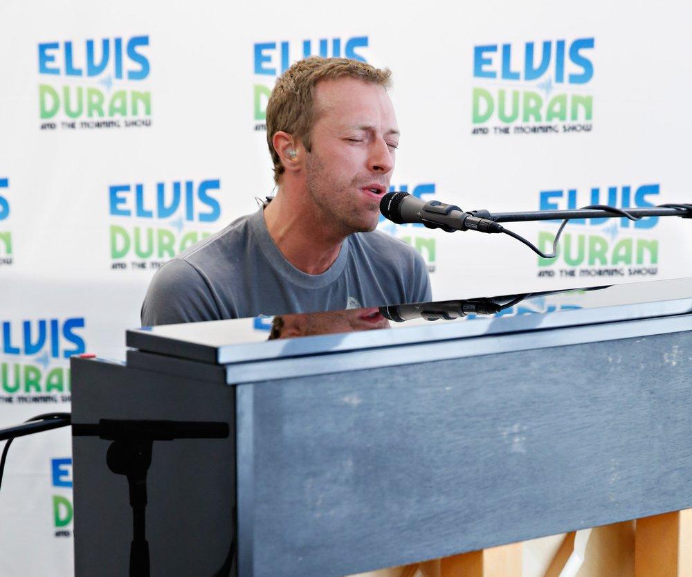 Chris Martin schreibt Lieder für Jennifer Lawrence