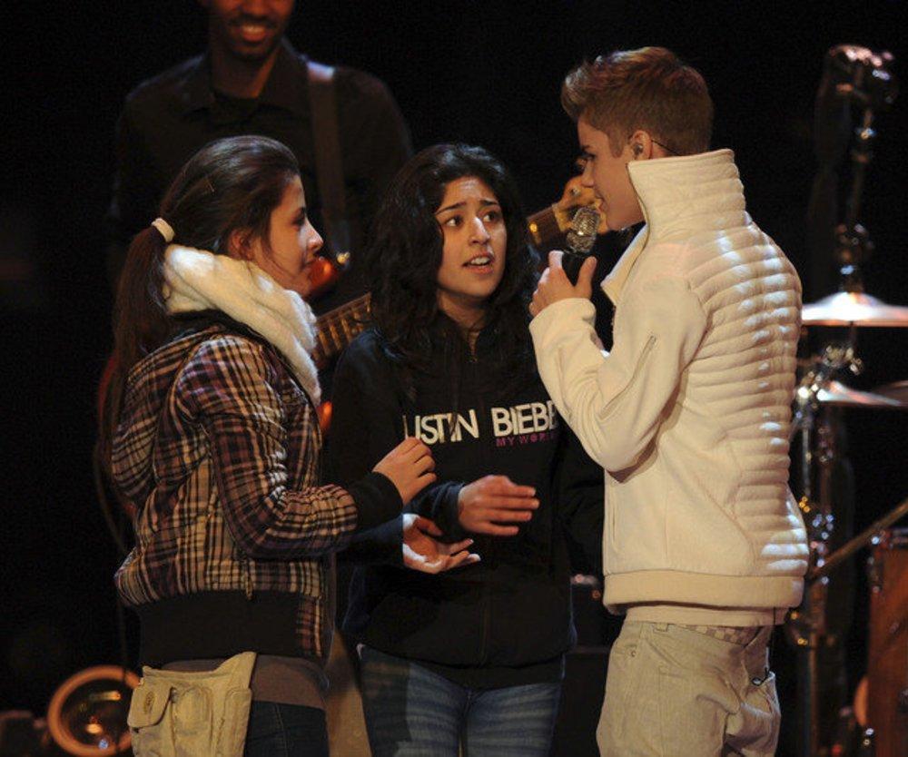 Justin Bieber: Mutter zeigt Baby