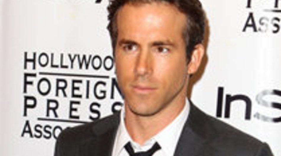 Ryan Reynolds: Erstmal keine Kinder