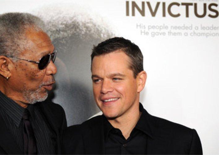 Der Academy Award-Gewinner Matt Damon
