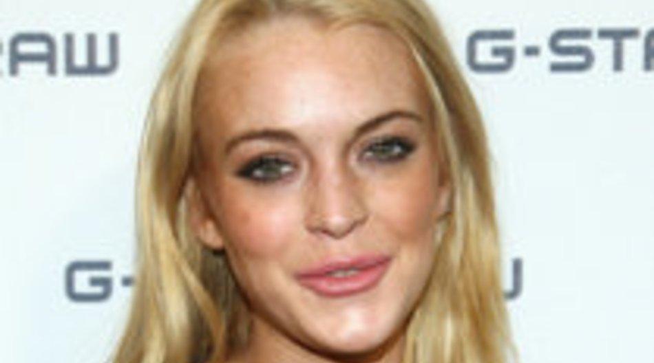 Lindsay Lohan: Liebesprobleme 2010