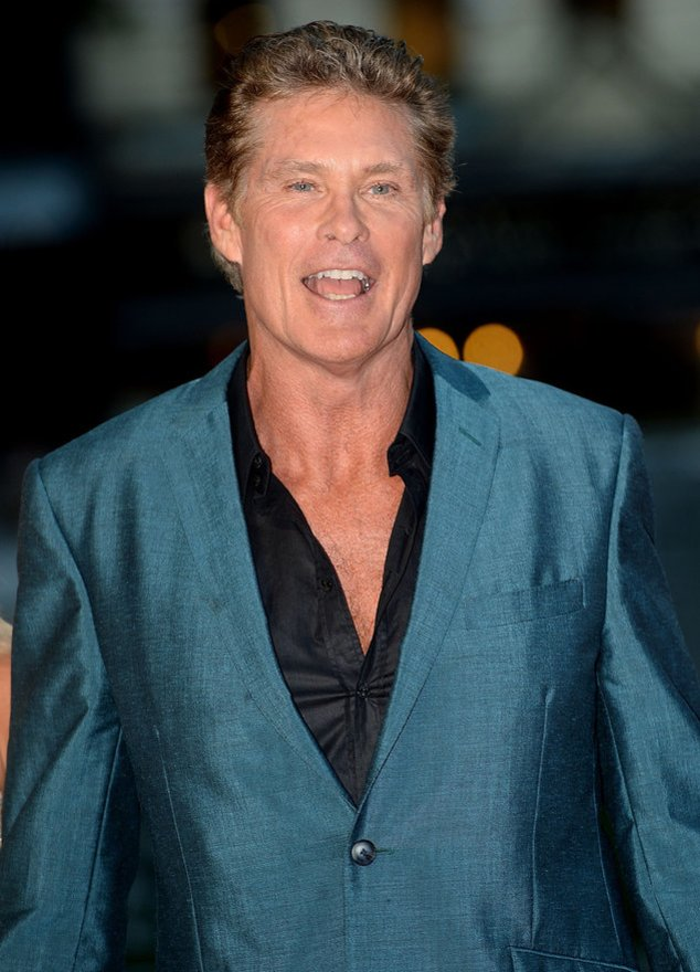 Promi Big Brother: Teilnehmer David Hasselhoff