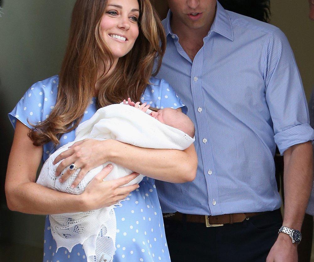 Kate Middleton: George wird bald getauft