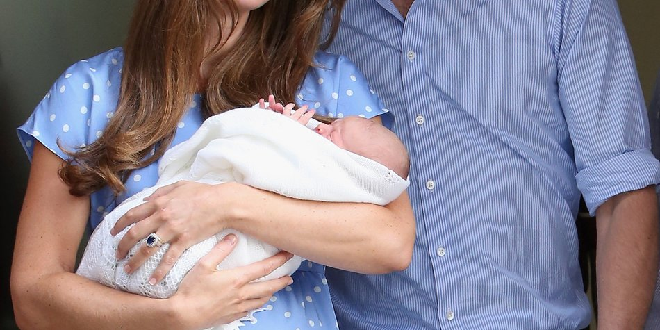 Kate Middleton: George wird bald getauft