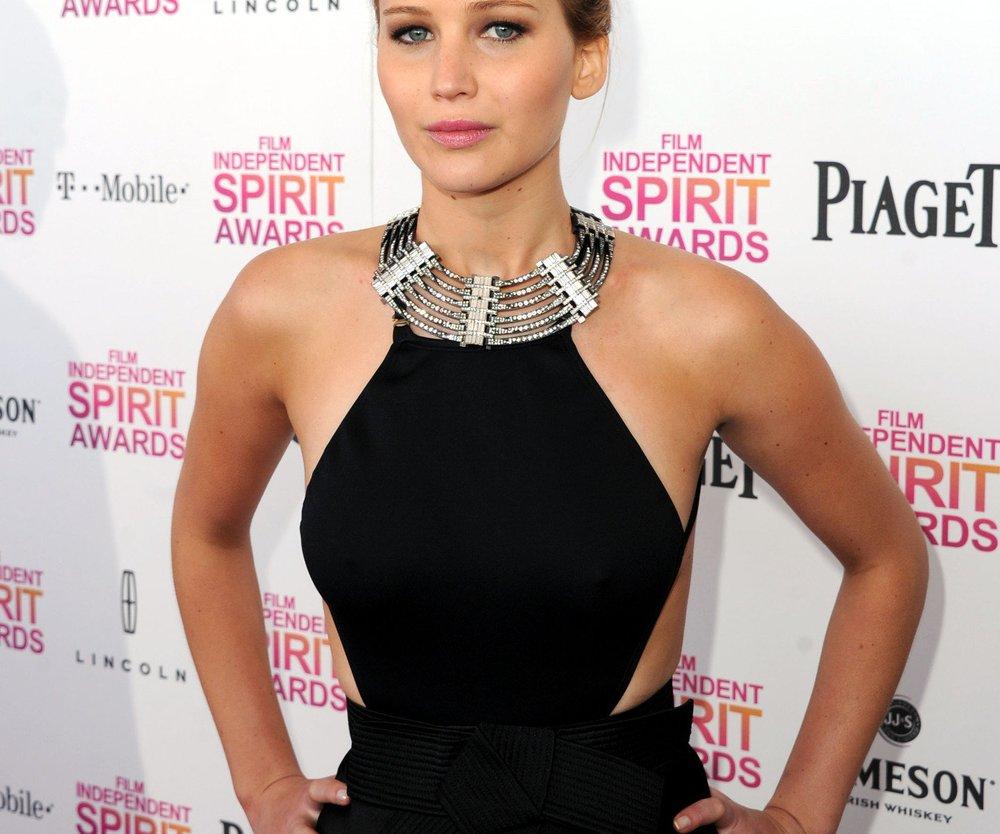 Jennifer Lawrence mistet aus