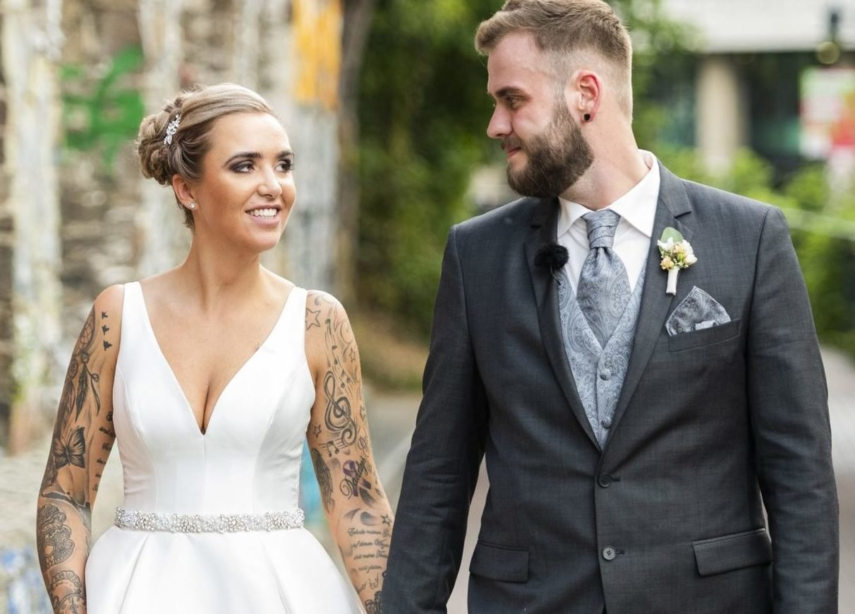 Hochzeit auf den ersten Blick Jessica und Marc