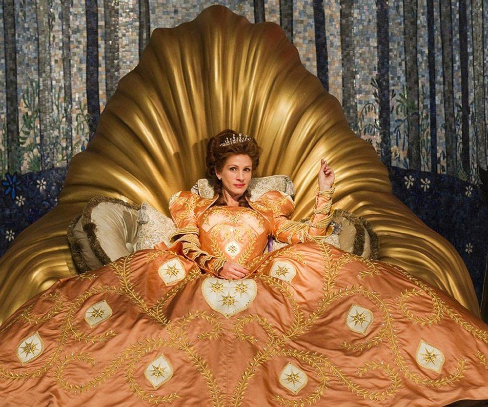 Julia Roberts ist die böse Königin