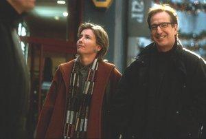 Emma Thompson und Alan Rickman