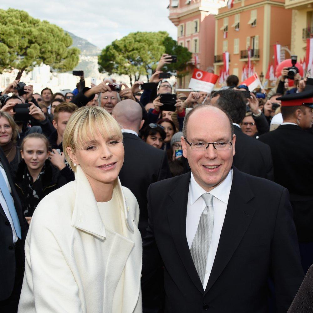 Charlène von Monaco: Fürst Albert wehrt sich gegen Krisengerüchte