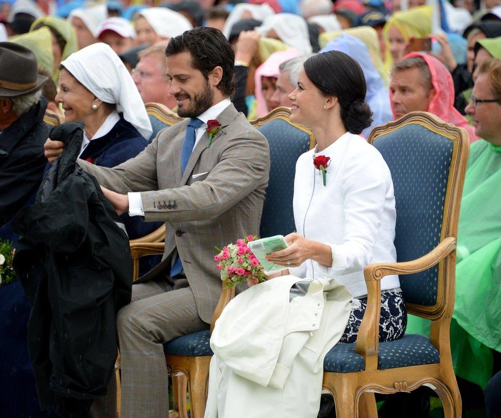 Sofia Hellqvist und Carl Philip von Schweden: Die Hochzeit kann kommen
