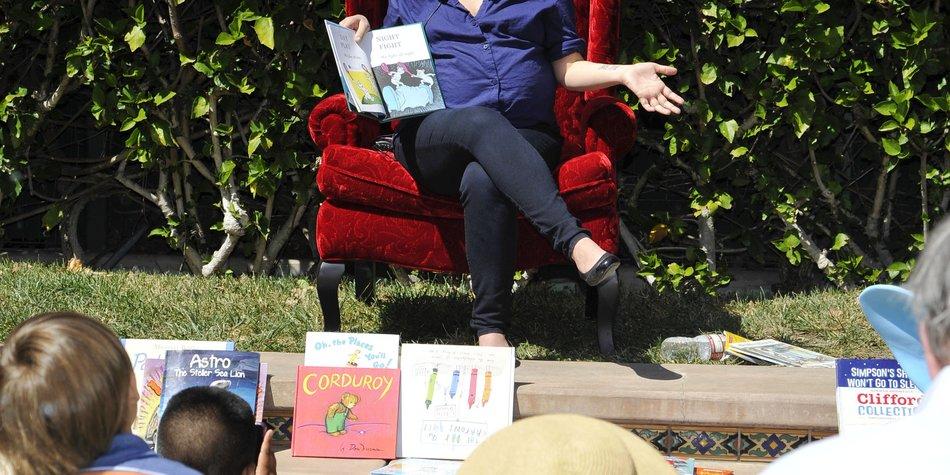 Drew Barrymore ist eine echte Gluckenmama