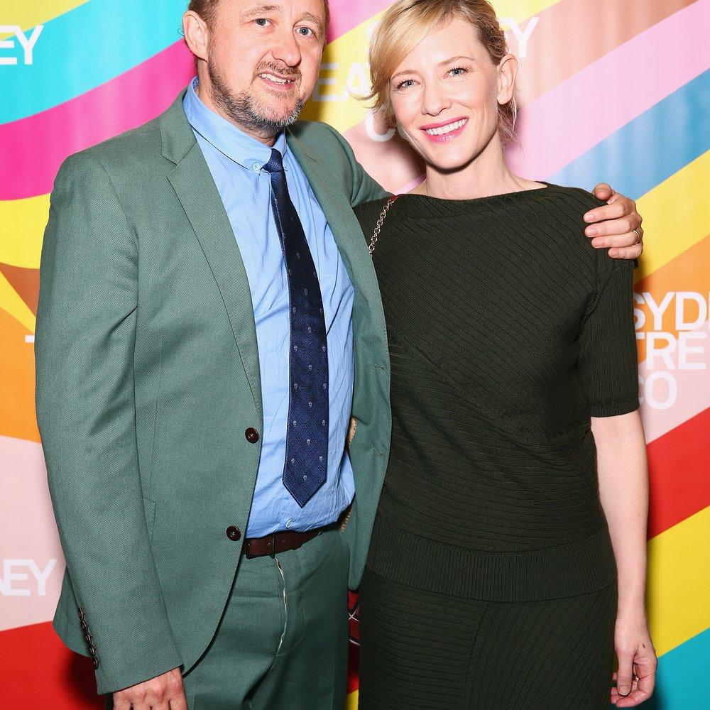 Cate Blanchett ist zum vierten Mal Mama geworden