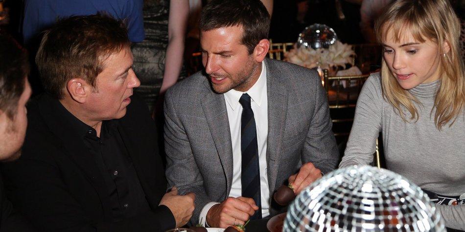 Bradley Cooper zeigt sich erstmals mit Suki Waterhouse