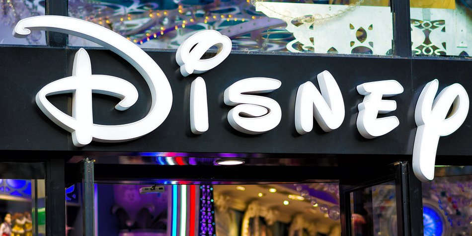 Paris, France - November 29, 2014: Disney Store in Paris, on the famous Champs Elysees boulevard. It is the international chain of specialty stores selling only Disney related items, many of them exclusive.