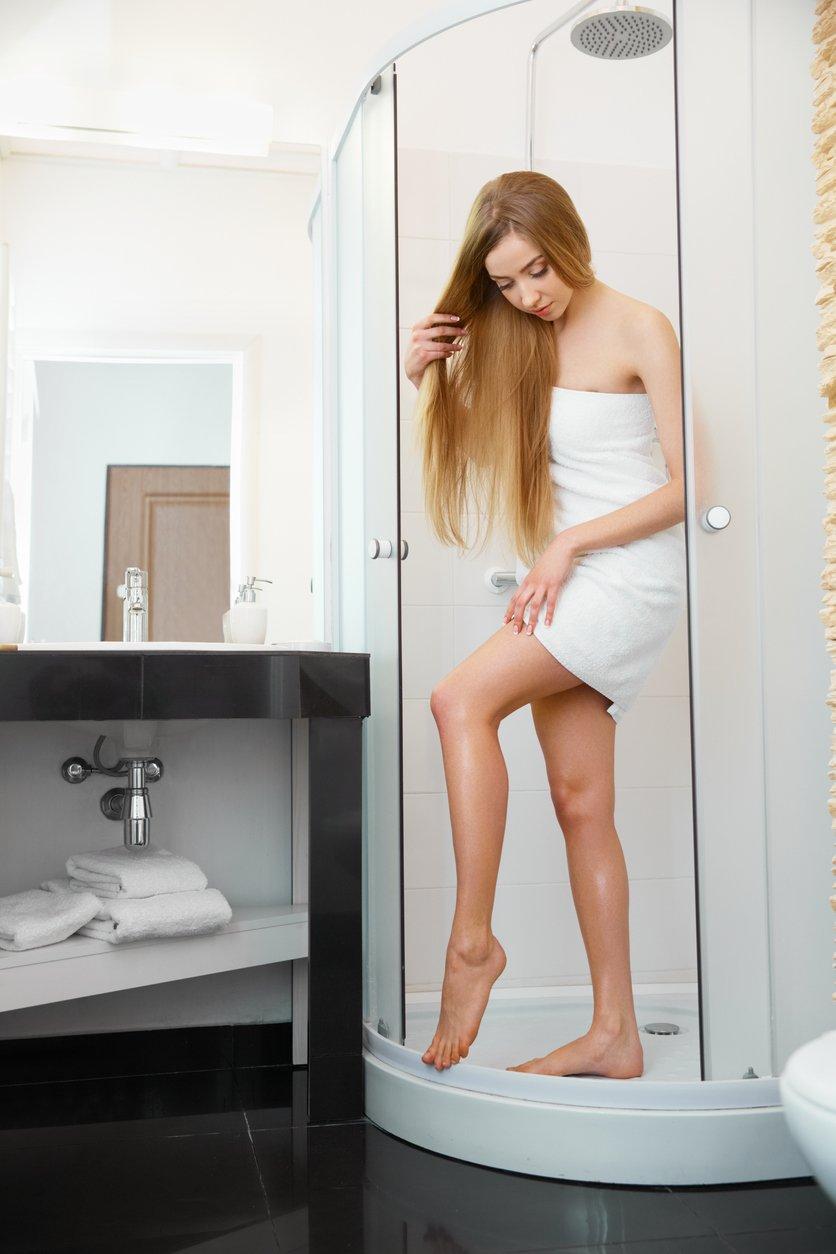 Wechselduschen als Hausmittel gegen Cellulite