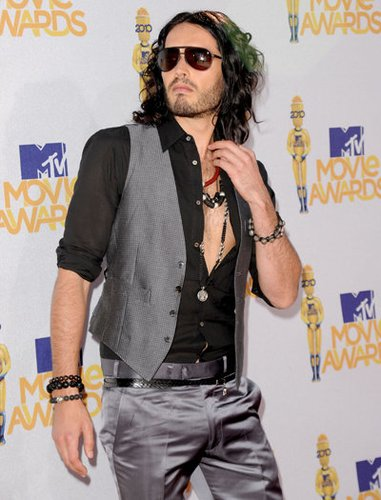 Russell Brand moderierte die MTV Video Music Awards in Los Angeles