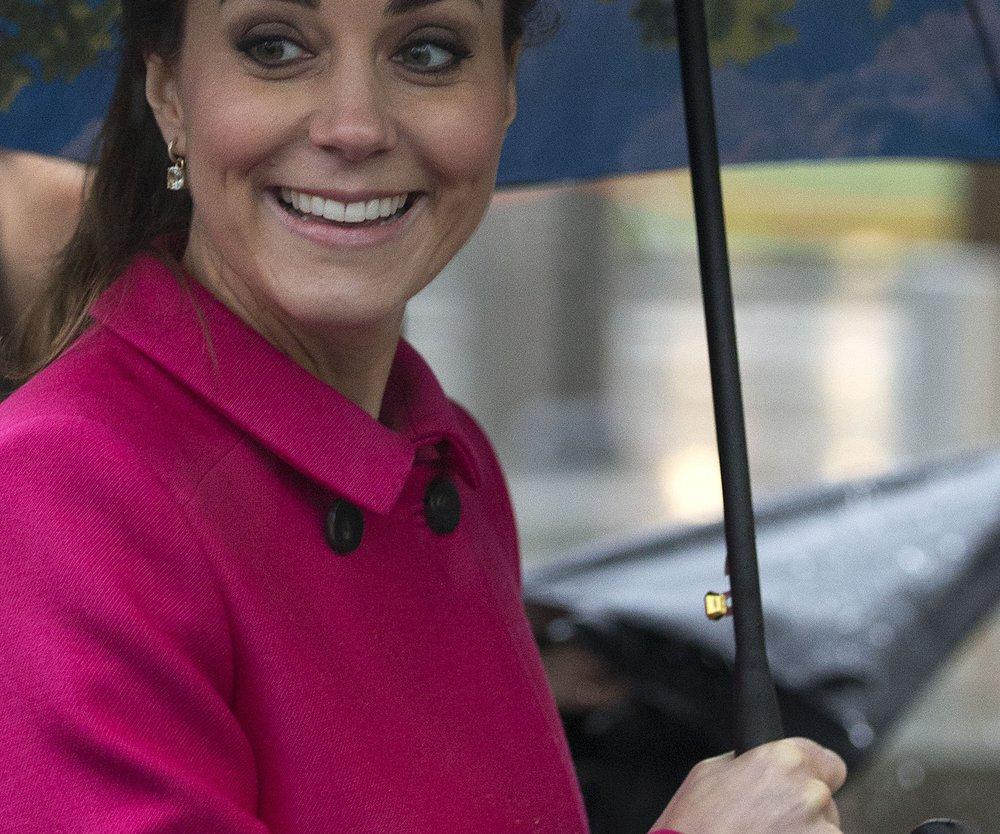 Kate Middleton startet fleißig ins neue Jahr
