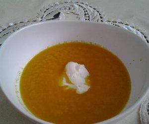 Karotten-Orangen-Suppe