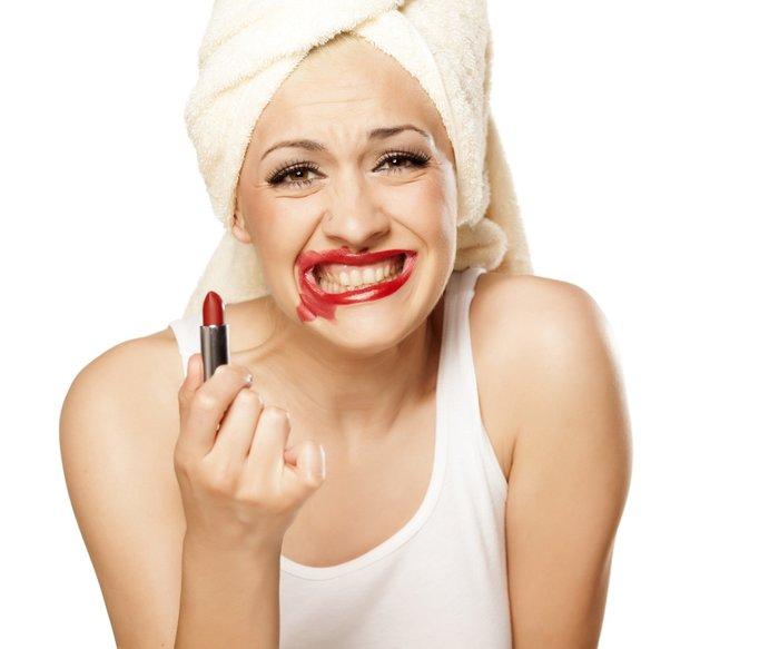 Make-up-Fails