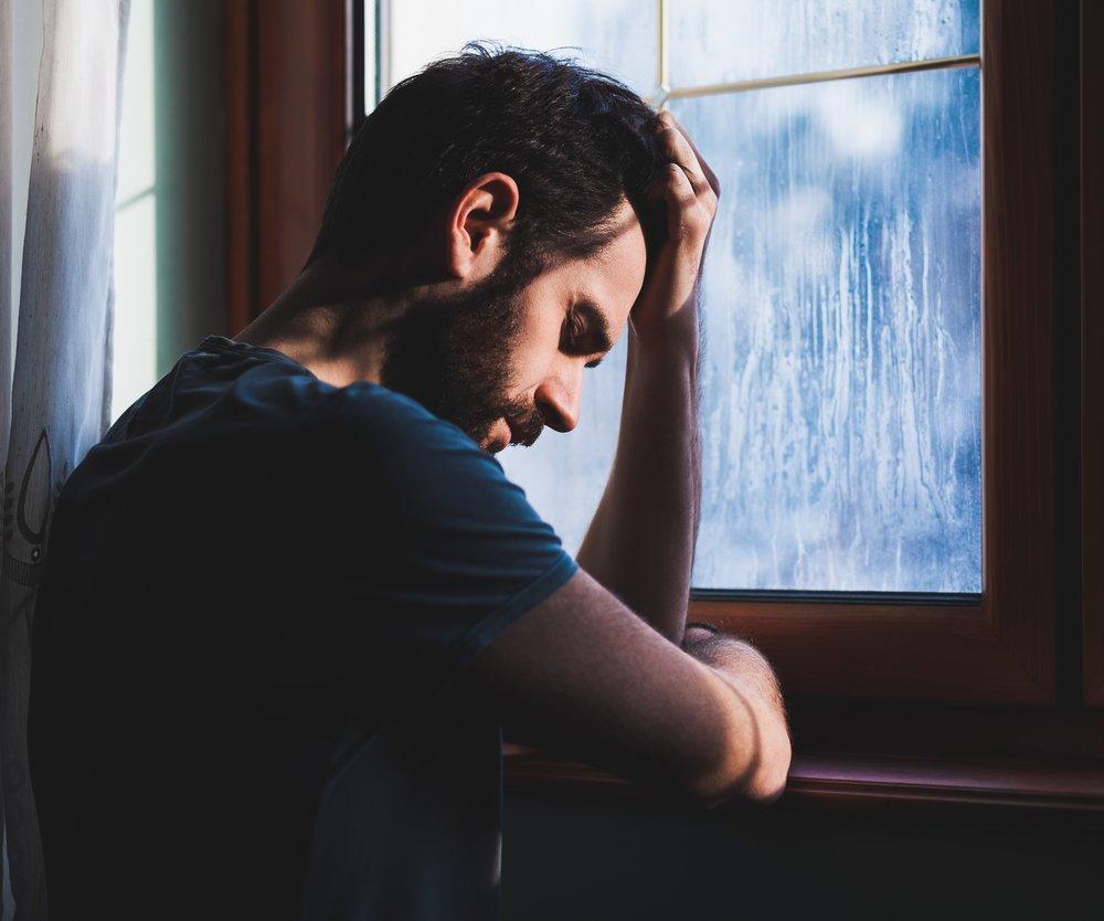 Trennungsschmerz Männer
