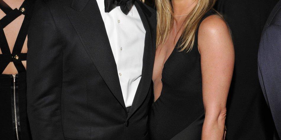 Jennifer Aniston: Hochzeit mit Brad Pitt war nicht schön