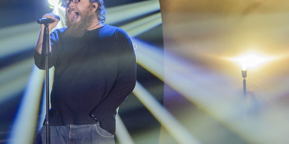 The Voice of Germany: Andreas Kümmert probt bereits
