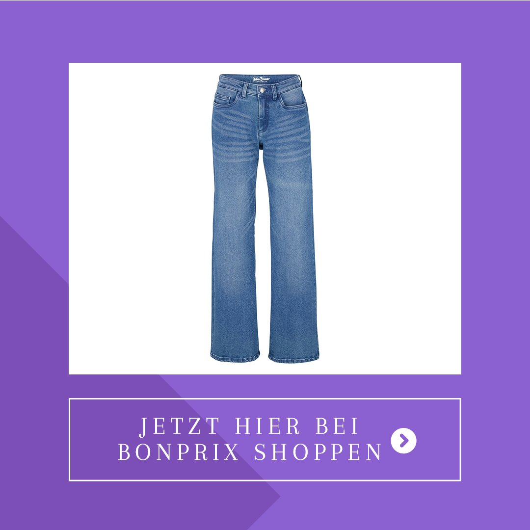 Wide Leg Jeans Bonprix