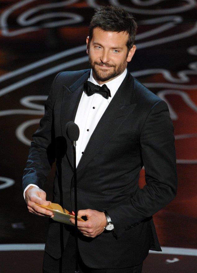 Bradley Cooper bei den Oscars