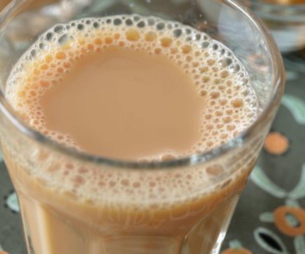 Indischer Chai Tee