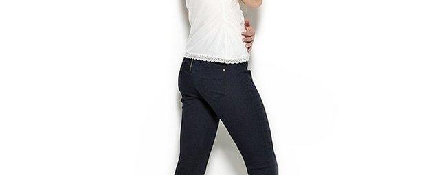 Schwarze Jeans von Orsay