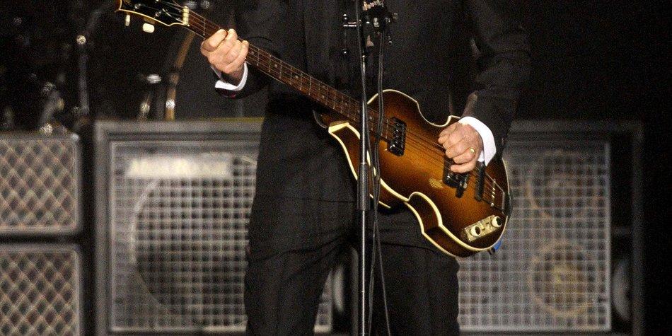 Paul McCartney verdoppelt Einnahmen