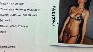 Kate Upton: Ihr erstes Bikini-Foto