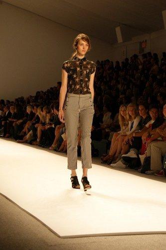 New York Fashion Week Spring 2012: Charlotte Ronson