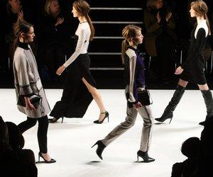 Fashion Week Berlin 2013: Rena Lange mit grafischer Schlichtheit