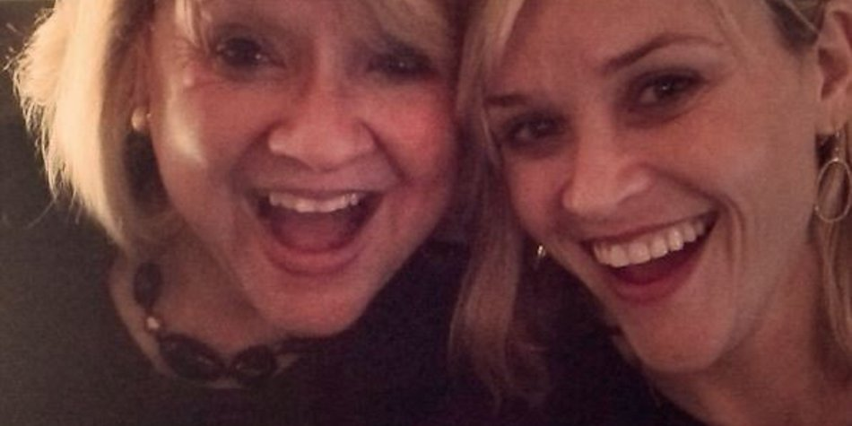 Reese Witherspoon feiert Geburtstag mit Mama