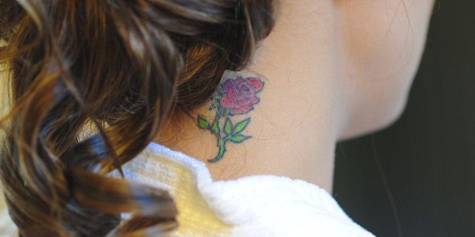 Rosen-Tattoo Bedeutung