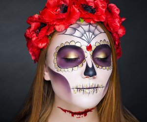 22 heiße Day of the Dead Make-up-Looks