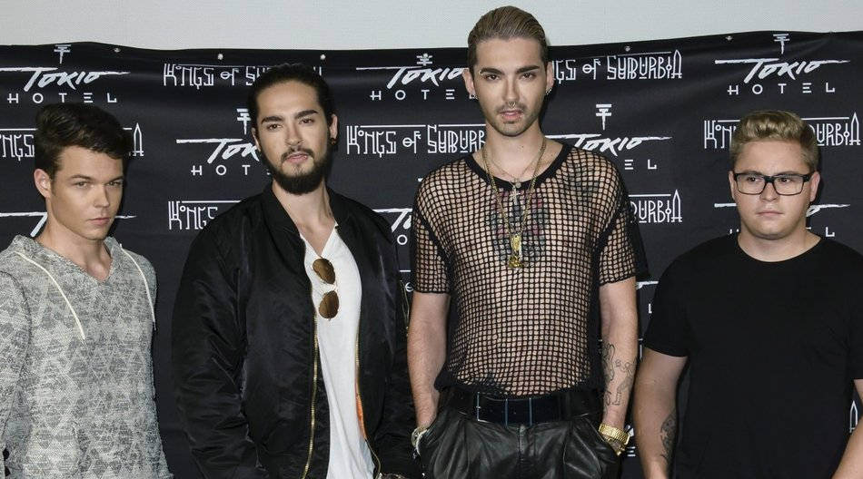Tokio Hotel baby