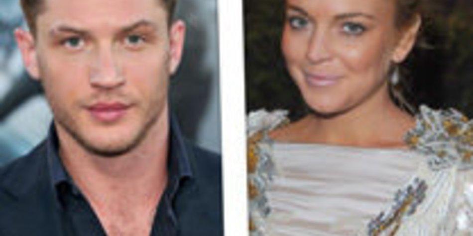 Lindsay Lohan & Tom Hardy: Doch nur Freunde