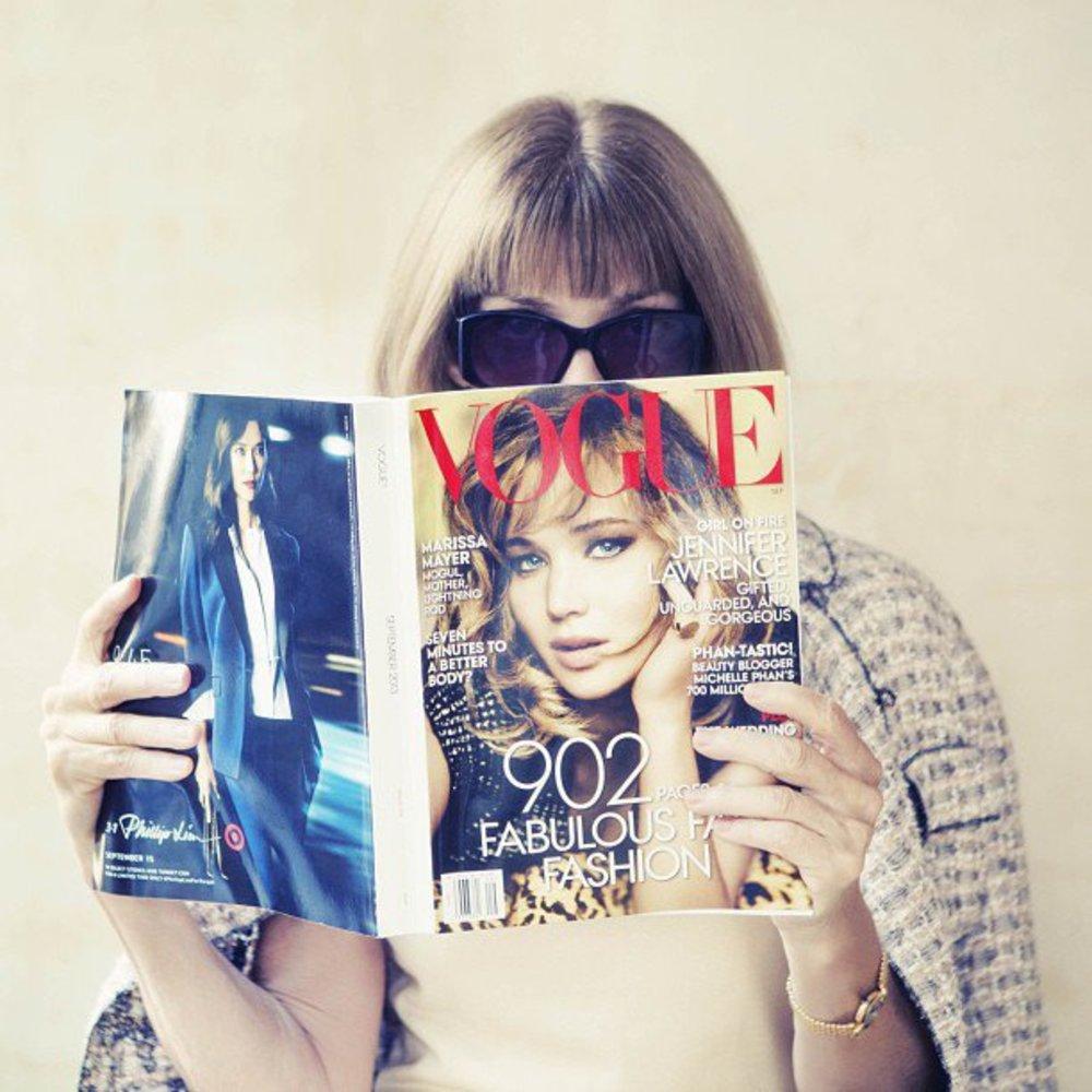 Anna Wintour: Instagram-Premiere für die Vogue