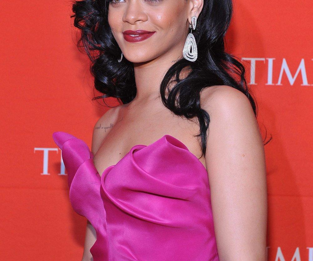 Rihanna ist nicht glücklich mit Size Zero