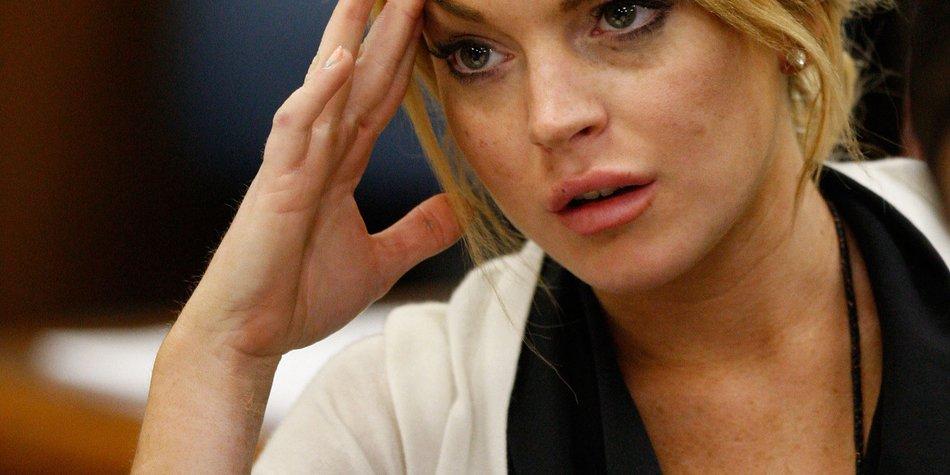 Lindsay Lohan: Besuch von der Polizei!